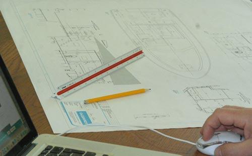 bouwproces ontwerp