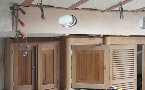 bouwproces Interieur
